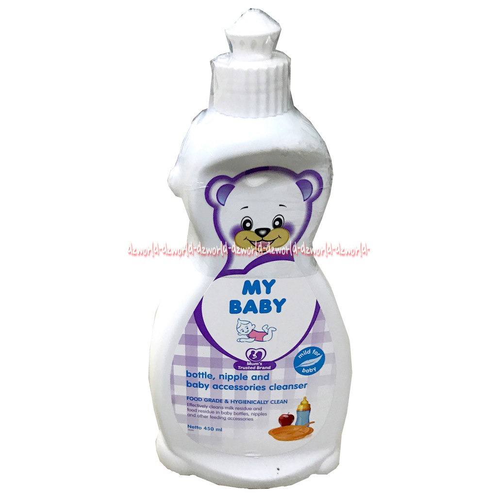 Sleek Baby Laundry Detergent Deterjen Yang Aman Buat Baju Bayi Cuci Botol 450ml Kemasan 1200ml Shopee Indonesia