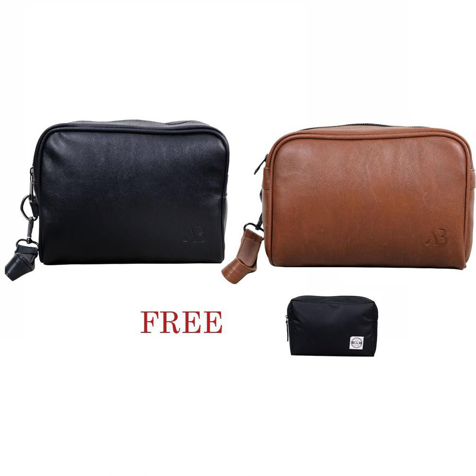 Paket Bundling Buy 1 Pouch Free Andbun Xpouch 40 Tpouch Pencil Box Executive Unisex Xpen 10 Pu Leather Black 10x Shopee Indonesia