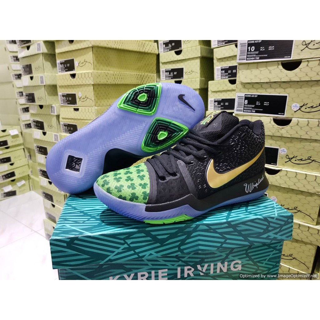 NIKE KYRIE2 HIGH GREEN GLOW  15e960554a