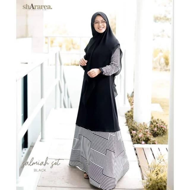 Salmiah Set By Shararea Shopee Indonesia