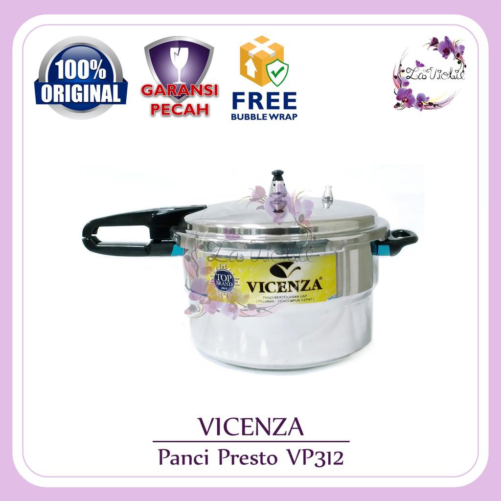 Tempat Dudukan Tatakan Tutup Panci Presto Cookware Shopee Indonesia Bertekanan Uap Pressure Cooker Standart 8 L Silver