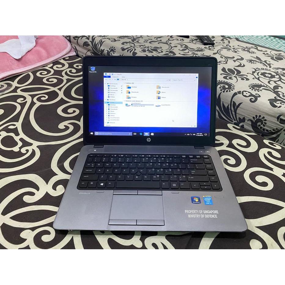 LAPTO- Laptop HP 840 G1 Core i7 Ram 8gb SSD Limited