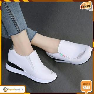 Sepatu Slip On Goodness Play Santai Nyaman Trendy Gaya Nongkrong Casual  Fashion Slop Pria F12 C150 dfcd470bf1