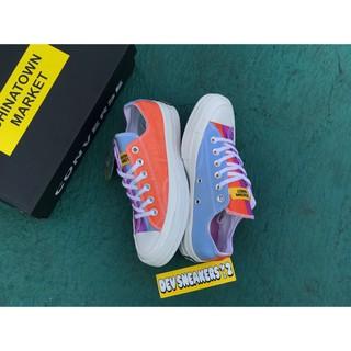 Sepatu Sneakers Desain Converse Ct2 All Star Chinatown Market Dapat Berubah Warna Shopee Indonesia