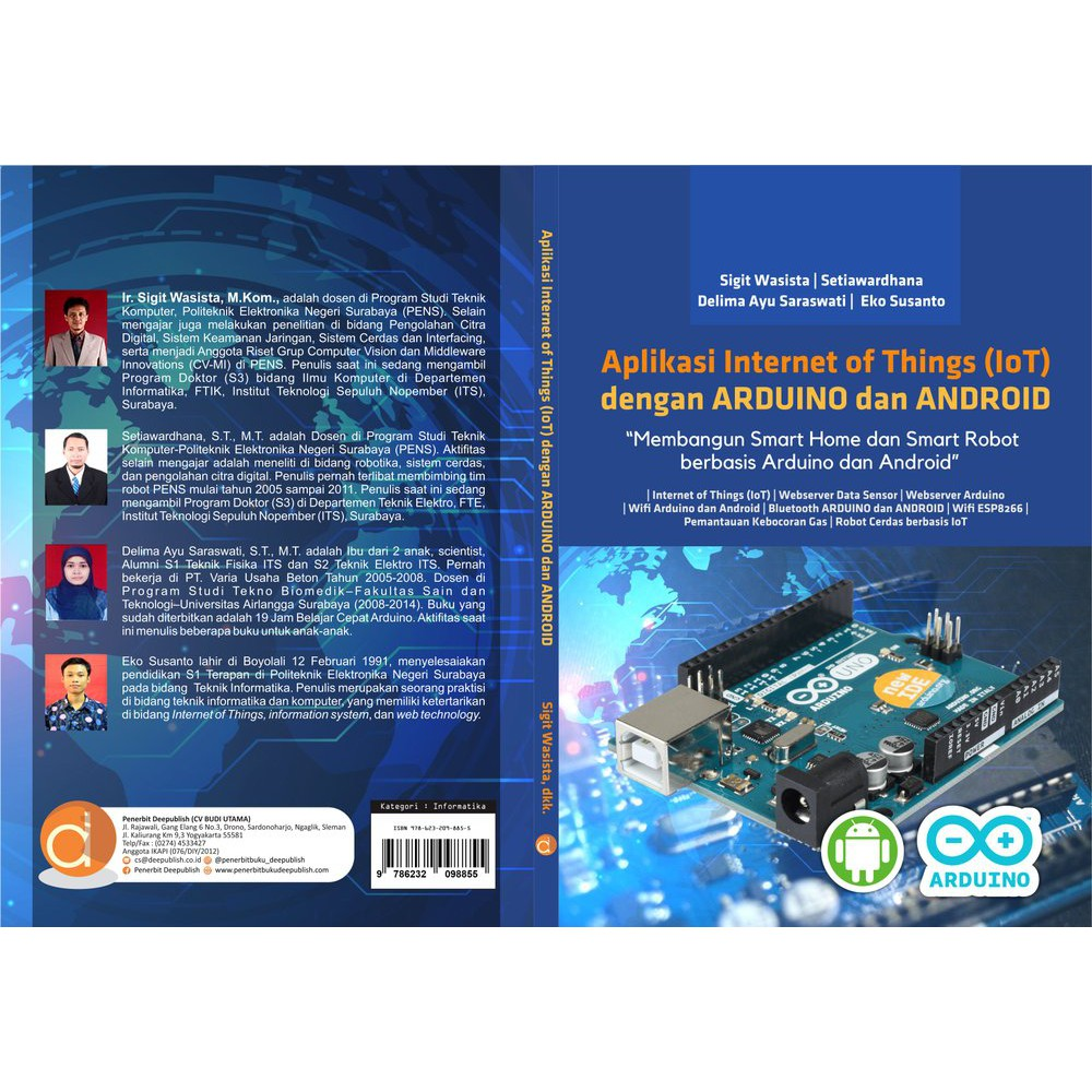 Buku Aplikasi Internet of Things dengan ARDUINO dan ANDROID ...