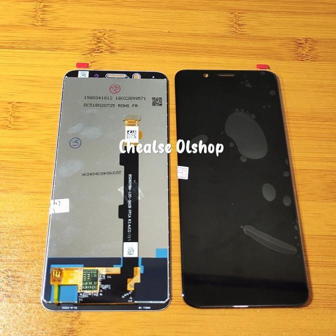 LCD TOUCHSCREEN OPPO F5 / F5 YOUTH FULLSET ORI - Hitam