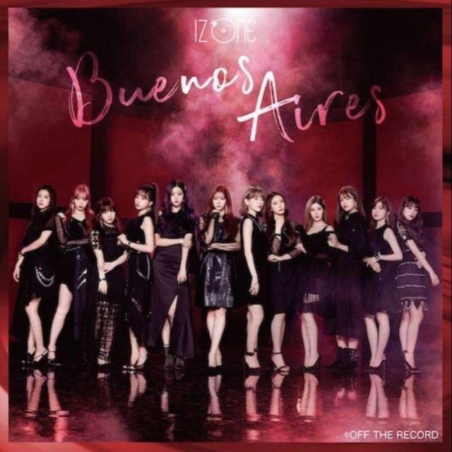 PO REGULAR • IZ*ONE / IZONE - Buenos Aires Japan Album