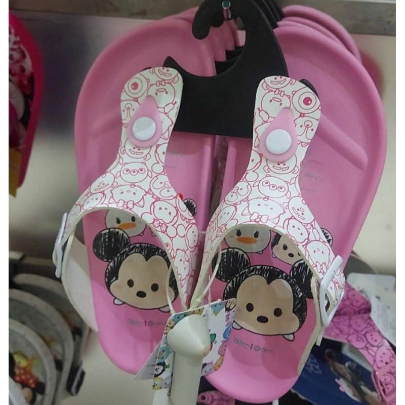 sandal disney nevada anak size 33
