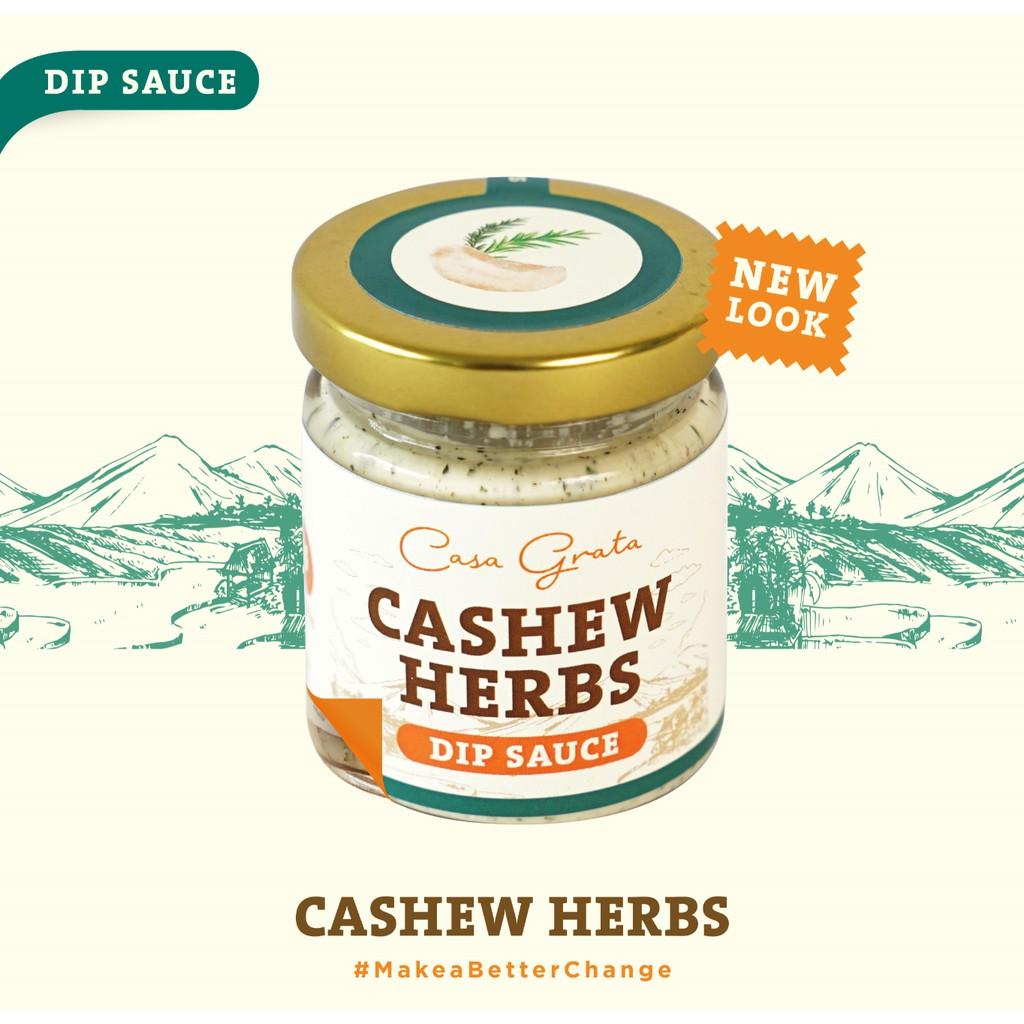Casa Grata Cashew Herbs Dip