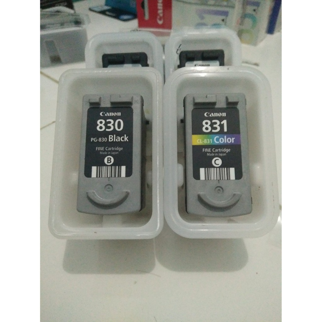 Ciss Infus Modifikasi Canon Ip4970 Ip4870 Ip6550 Ix6500 Ix6560 Tinta 831 Mg5170 Mg5270 Mx886 Plus Shopee Indonesia