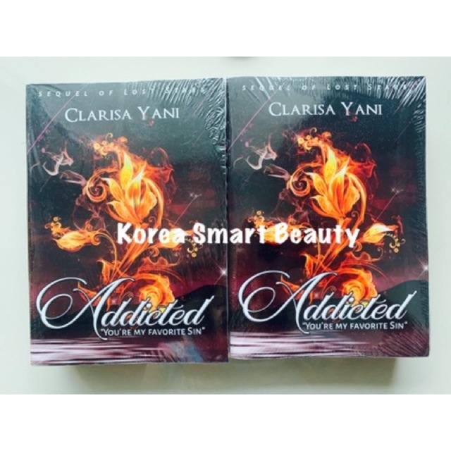 Novel ADDICTED - Clarisa Yani