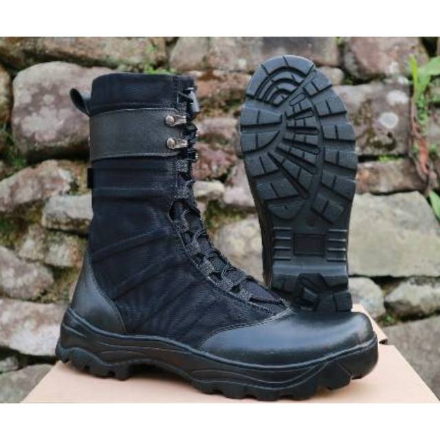 Sepatu PDL AWL untuk Brimob TNI  8b8a171e5a