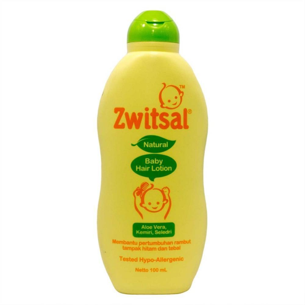 Zwitsal Baby Bath Hair Lotion Natural Avks 100ml Zbb028 Shopee Minyak Kemiri Treatment Kukui Mkk001 Indonesia