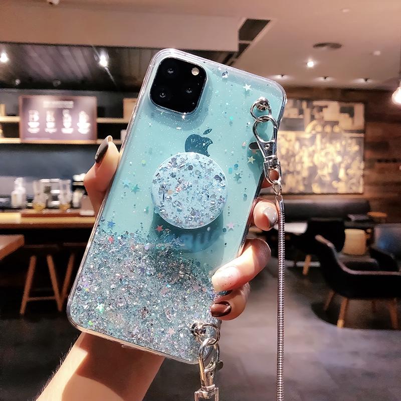 Casing Lembut Glitter Bintang Untuk Apple Iphone 11 Pro ...