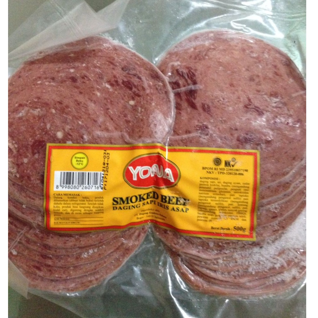 Promo Beef Saikoro Steak 500 Gr Daging Sapi Untuk Tebal Burger Patties Yona Shopee Indonesia