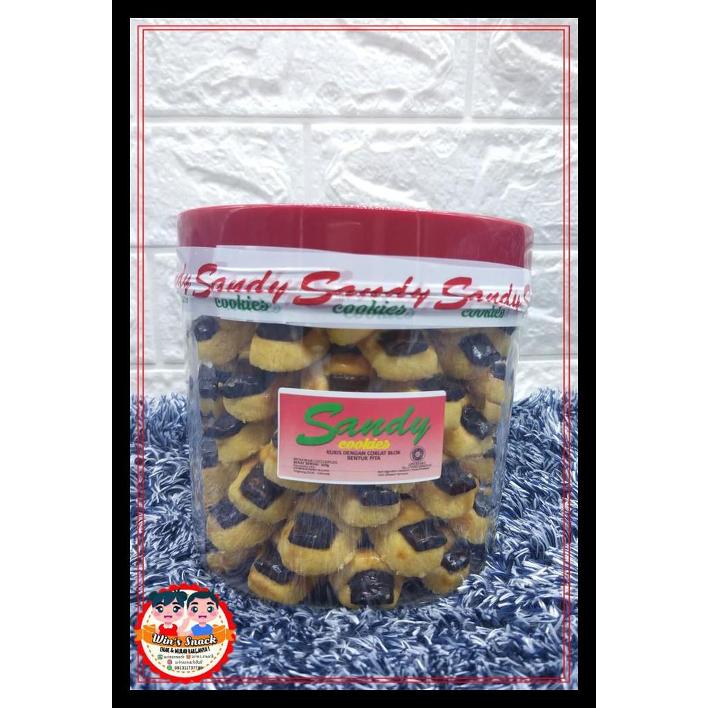 Terbaru Coklat Pita Cookies Sandy