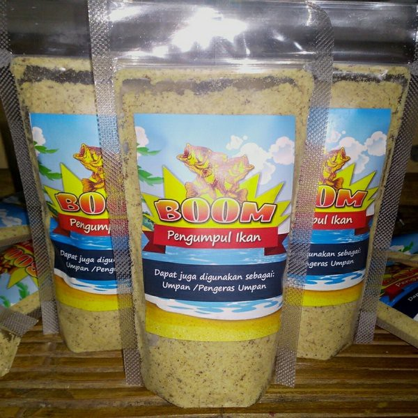 Dijual Umpan Ikan Mas Bom Pengumpul Ikan Limited Shopee Indonesia