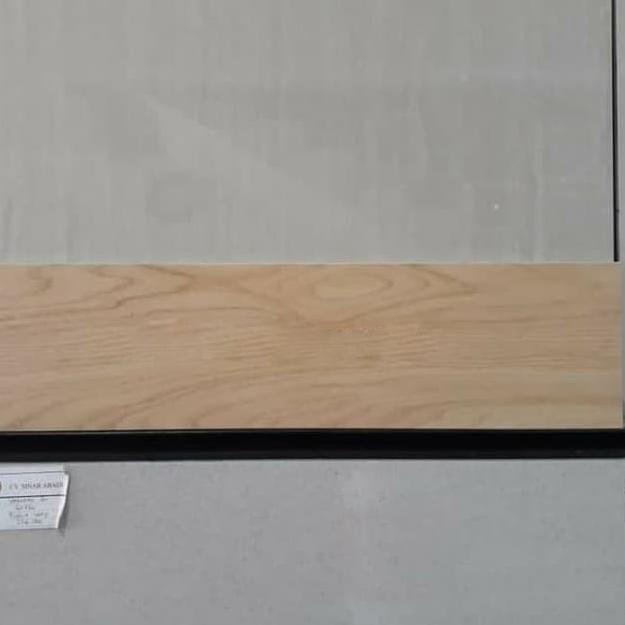 Terbaru! Granit Lantai Motif Kayu 15x60 ROMAN dBALSA SERIES ✭