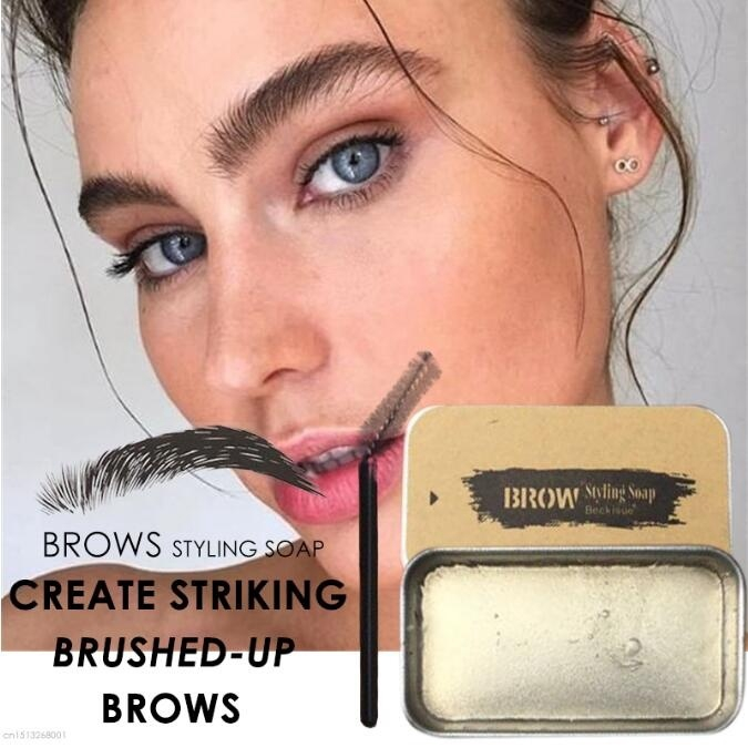 Feathery Brow Makeup Gel Soap Brows