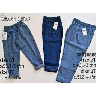 PALING MURAH Celana Jeans Chino Oshkosh (2-7 thn) ecer/grosir