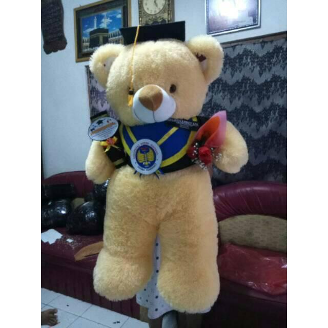 Boneka Beruang Teddy Bear Super Jumbo 100cm Semua Warna  7b9d827d34