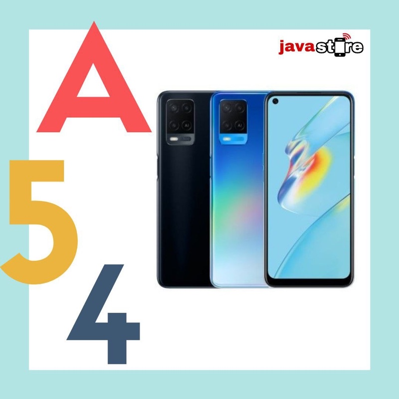 OPPO A54 SECOND LIKE NEW