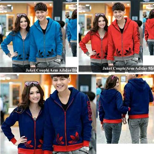 jaket couple murah fashion pasangan simple keren terlengkap Corner Conv  ba7a99e335
