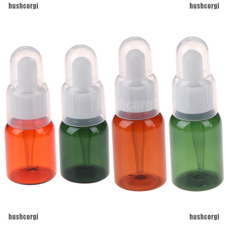 Botol Simpan Cairan Kimia Dengan Tutup Pipet Ukuran 25 35ml Aneka Warna Shopee Indonesia