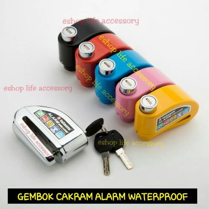 Dijual SCHONE Gembok Motor/Sepeda/Pintu Gerbang Diskon | Shopee Indonesia