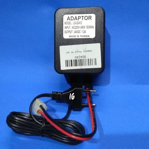 Pompa Air / Adaptor Pompa 24V 1,2A