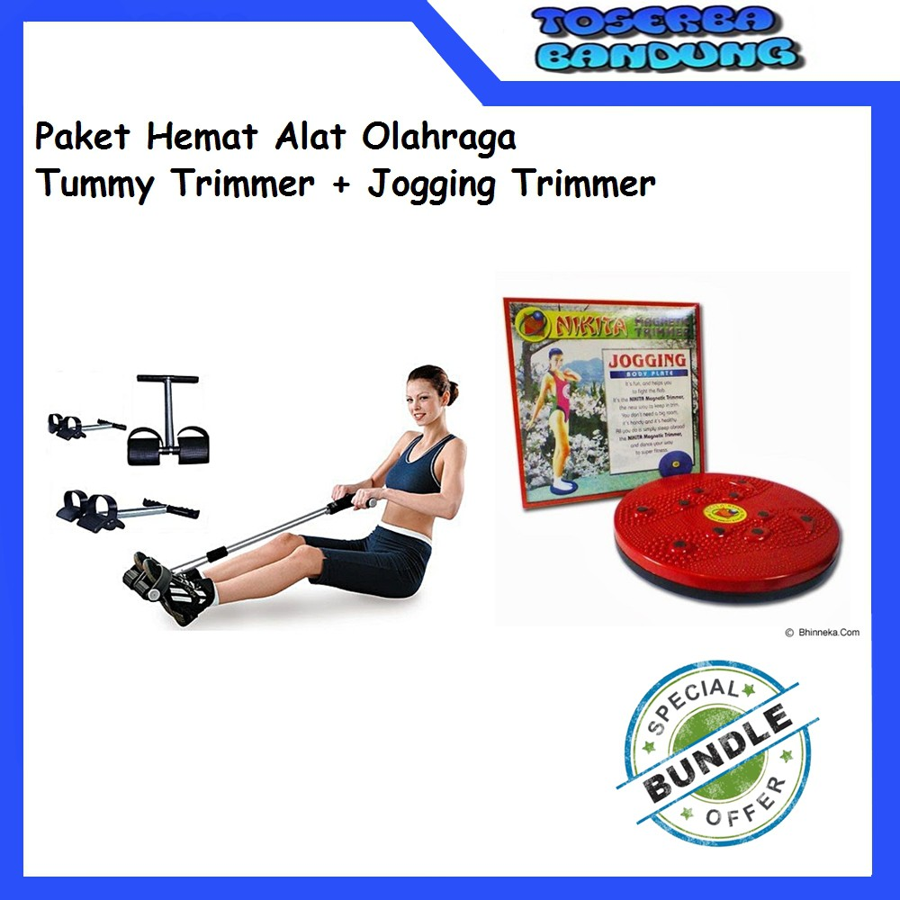 Resistance Band Blue 65 175 Lbs Shopee Indonesia Magnetic Trimmer Jogging Body Plate Waist Twisting Alat Olahraga Pinggang