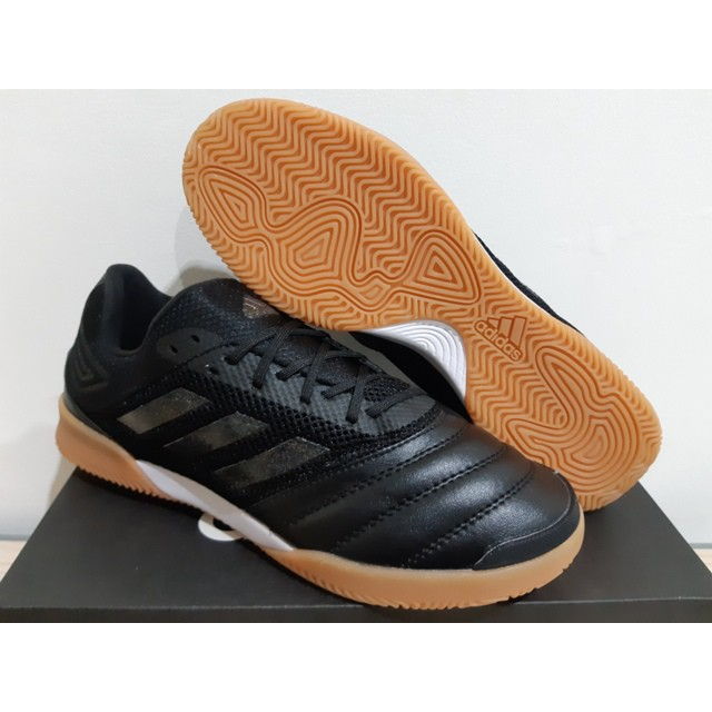 dialecto Regulación Horno  Sepatu Futsal Adidas Copa Sala 19.3 Core Black Gum   Shopee Indonesia