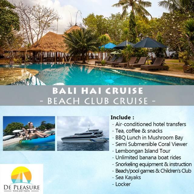 Voucher Bali Hai Cruise Shopee Indonesia