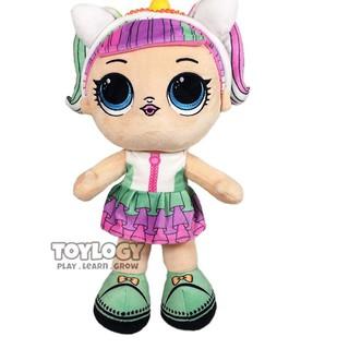 Big Penguin Stuffed Animal, Boneka Lol Mainan Lol Surprise Stuffed Plush Doll 10 Inch Shopee Indonesia