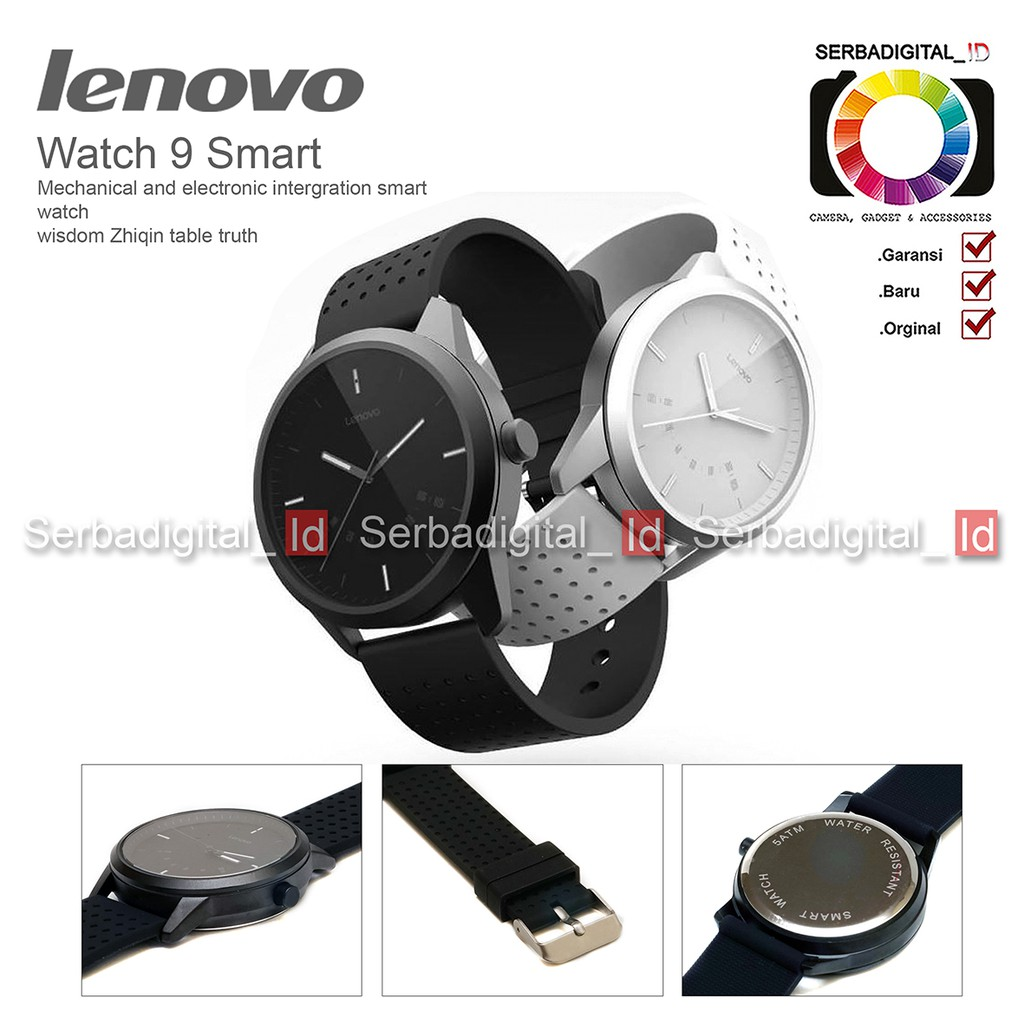 Smartwatch Lenovo G10 Heart Rate Band Gearfit Original | Shopee Indonesia