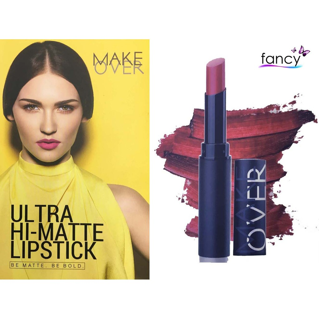 Luxcrime Ultra Satin Lipstick Flamboyant 02 Shopee Indonesia Right Time 01