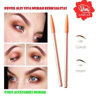 Pinsil Alis Viva Pensil Alis Viva Eyebrow Viva Cosmetics Shopee Indonesia