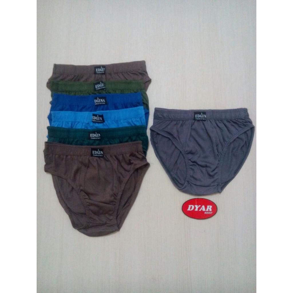 3pcs Boxer Ropolo Celana Dalam Pria Polyester Cd Agree Original Isi 3 Pcs Shopee Indonesia