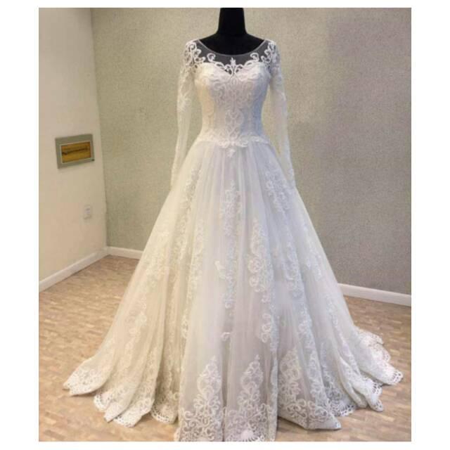 Gaun Pengantin Gown Prewedding Gaun Akad Kebaya Akad Nikah Kebaya Pengantin Dress Nikah