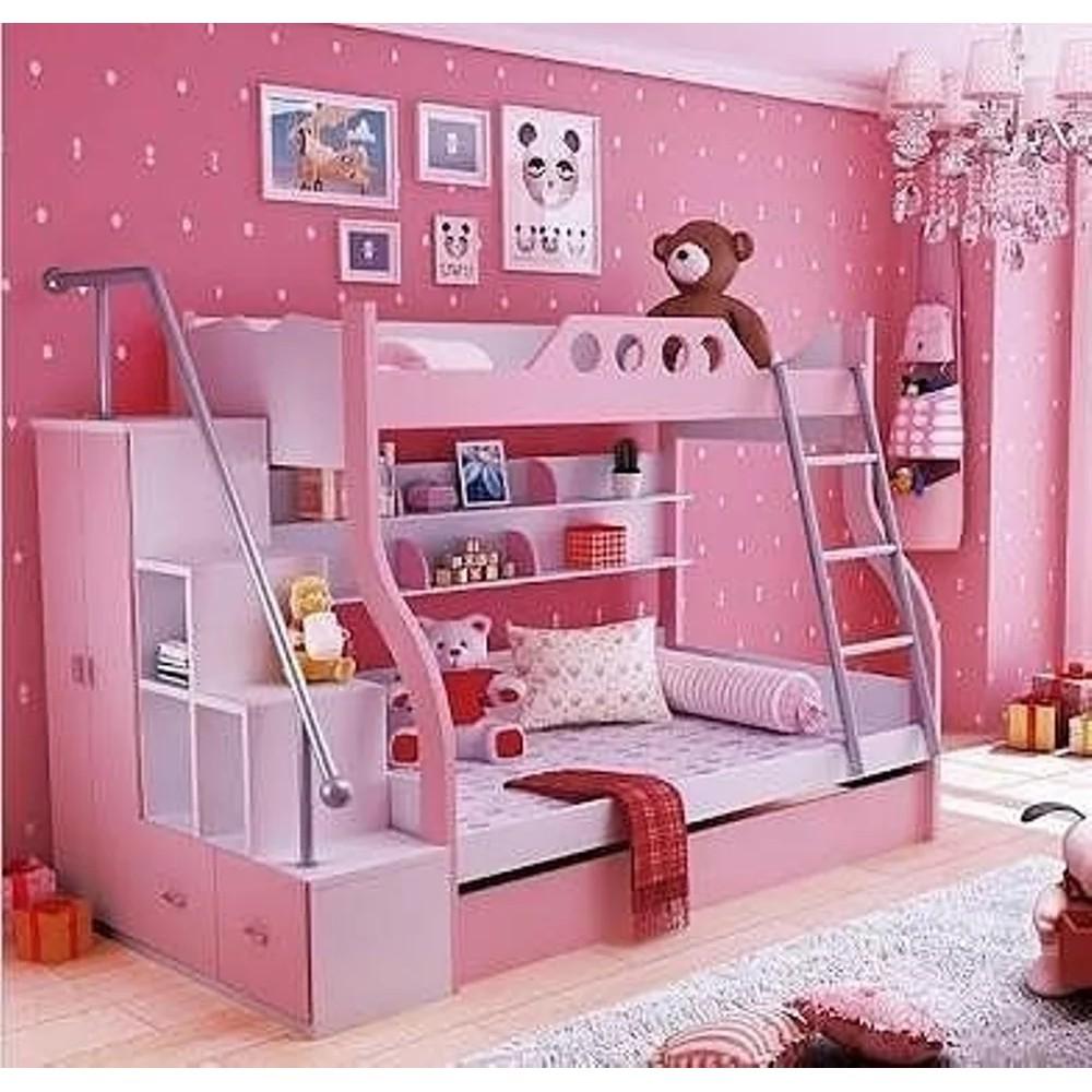 Jual Tempat Tidur Anak-Dipan Anak Tingkat- Ranjang Susun ...