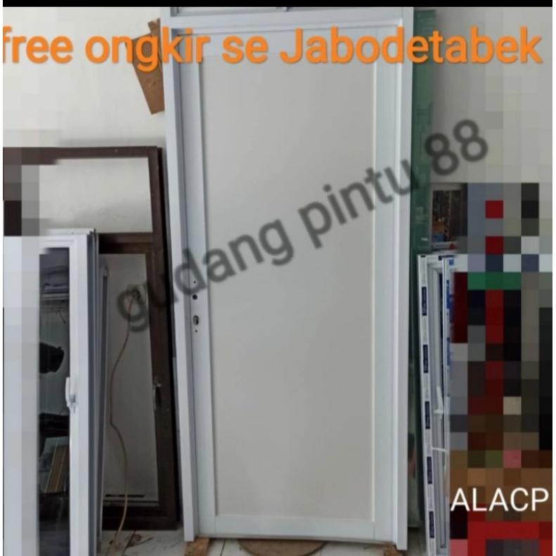 pintu aluminium acp kamar