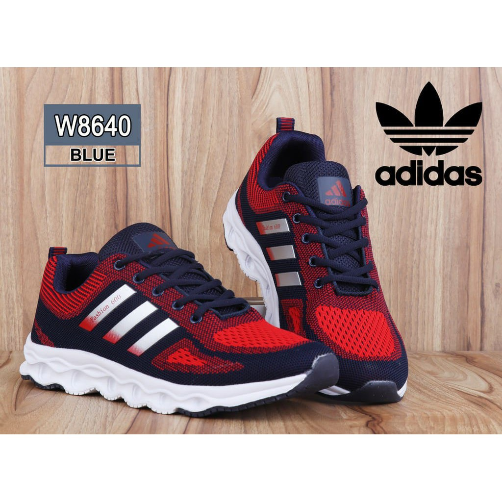 Sneaker Sport Shoes Ads W8640 Shopee Indonesia