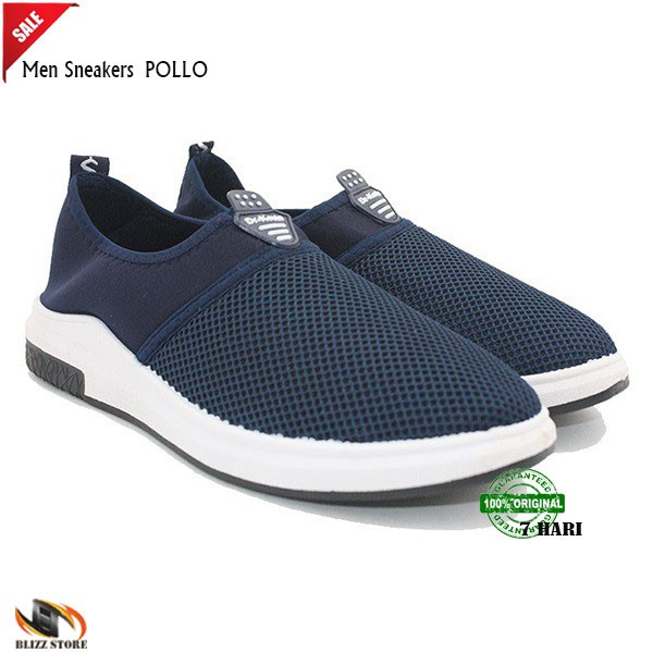 Dr. Kevin Mens Sneakers 13316 (2 Color Options) - D. Blue 403e8c8a2d