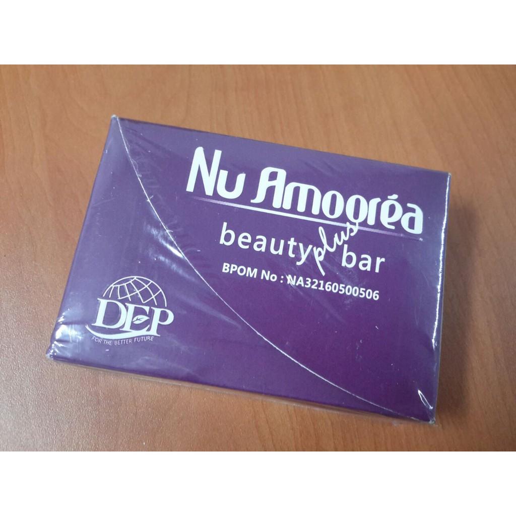 Promo Sabun Nu Amoorea Beauty Plus Bar Stemcell Kemasan Baru Nuamorea Steam Cell 15 Gram 45gram Shopee Indonesia