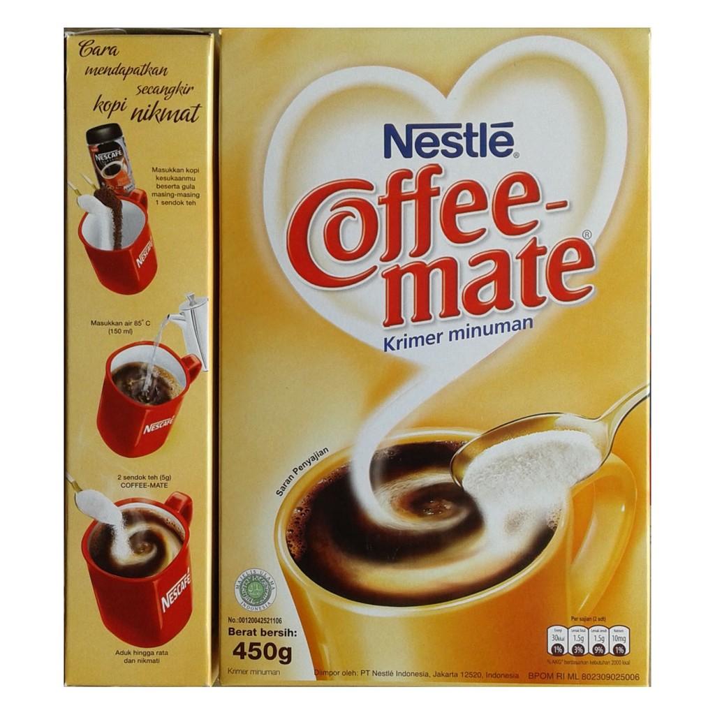 Ready Stok Nestle COFFEE - MATE (Krimer / Creamer) 450 gr | Shopee Indonesia