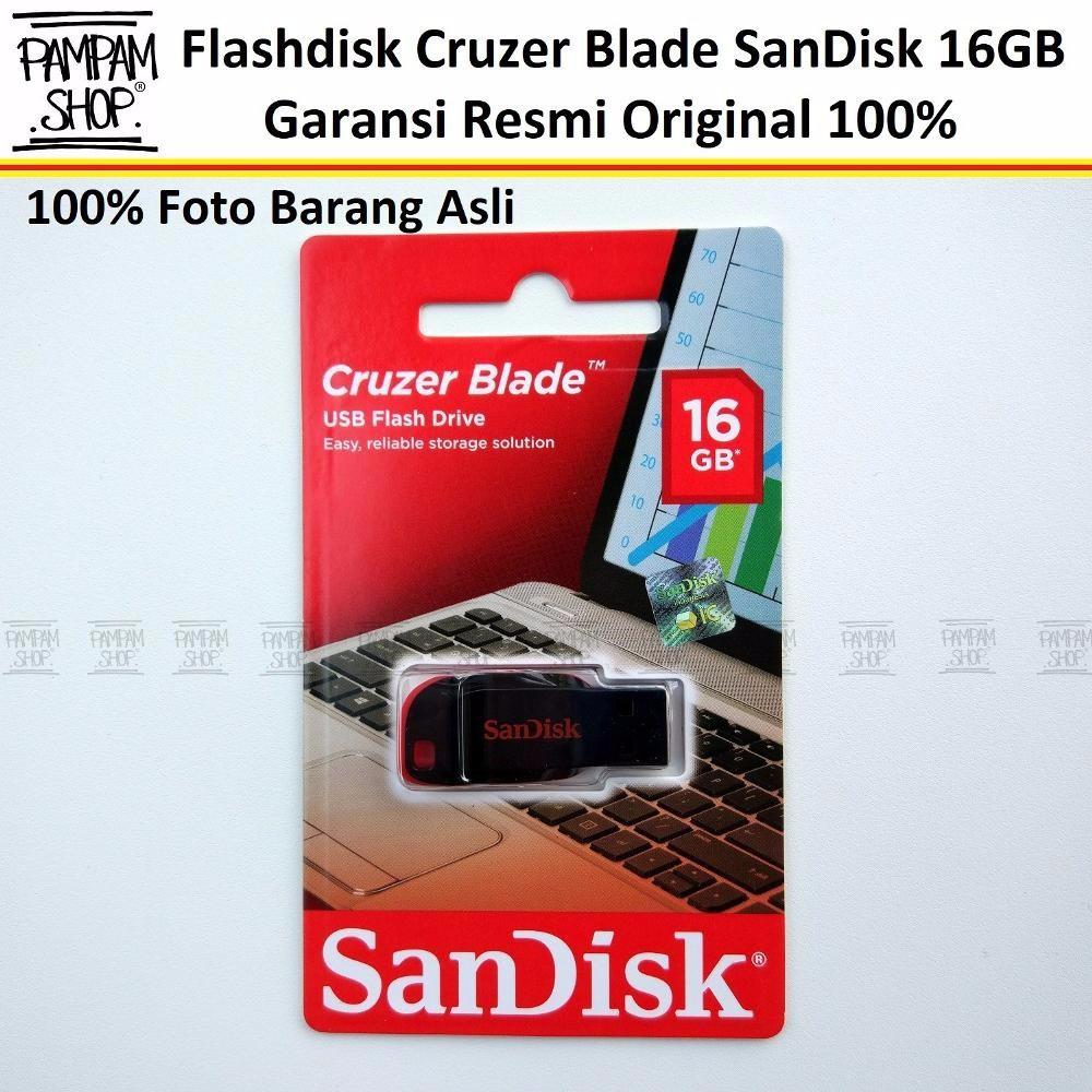 Terbaik Usb Flashdisk Fd Flashdrive Sandisk 8gb 8 Gb Cruzer Blade Flasdisk Original Ori Resmi Baru San Flash Shopee Indonesia
