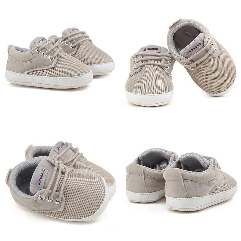 Sepatu Prewalker Fleece Hangat Bayi Laki-laki   Perempuan dengan Sol Lembut  Model Lace Up d86cb68603