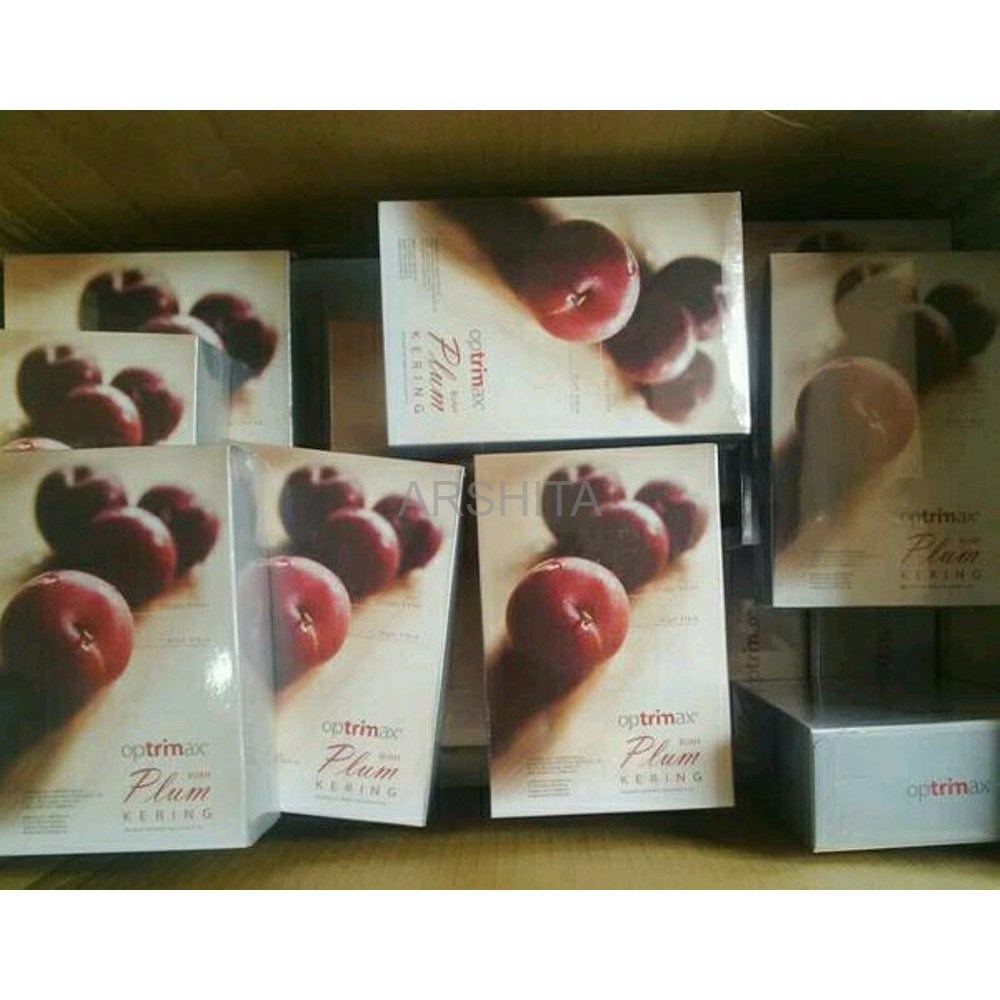 Optrimax Plum Diet Box Isi 30pcs Shopee Indonesia Delite 30sachet