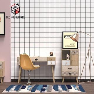 wallpaper per 5 meter stiker moderen berkualitas desain
