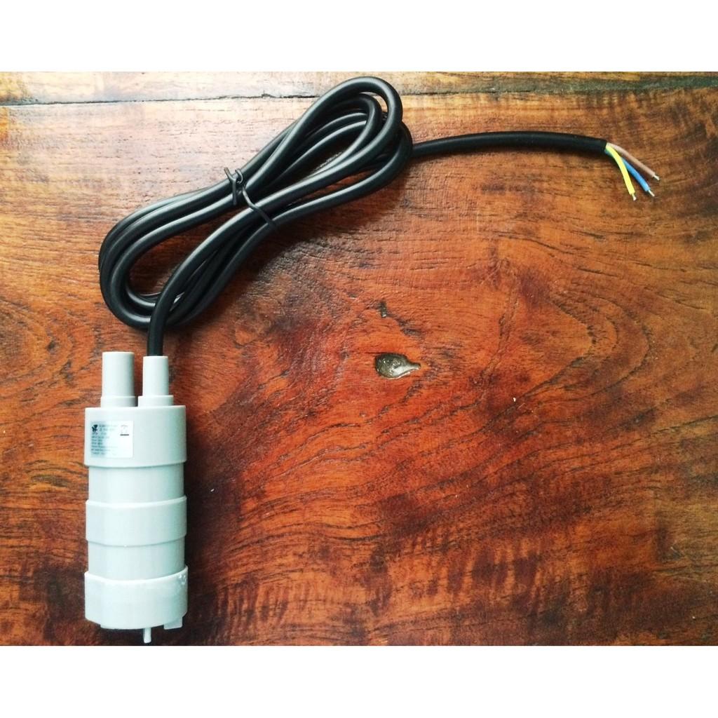 Pompa Air Mini Mikro Tanpa Sikat Dc Submersible Brushless 12v 3m Celup Micro Water Cooling Pump Watercooling Akuarium Hidroponik Aquarium 240l H Shopee Indonesia